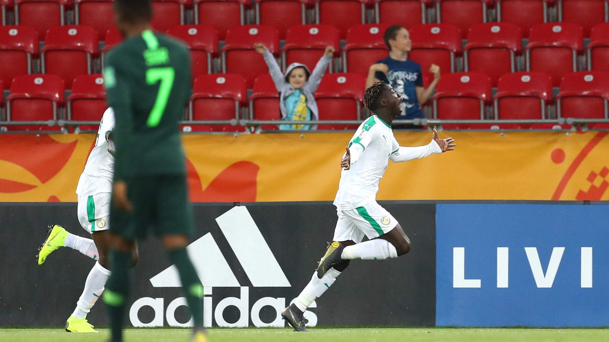 Image result for Nigeria's Flying Eagles Crashes Out Of U-20 World Cup