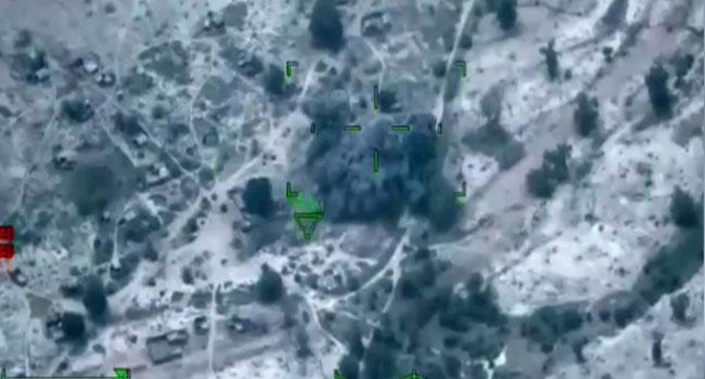 NAF destroys Boko Haram command centre, kills terrorists in Sambisa -  CoreTV News